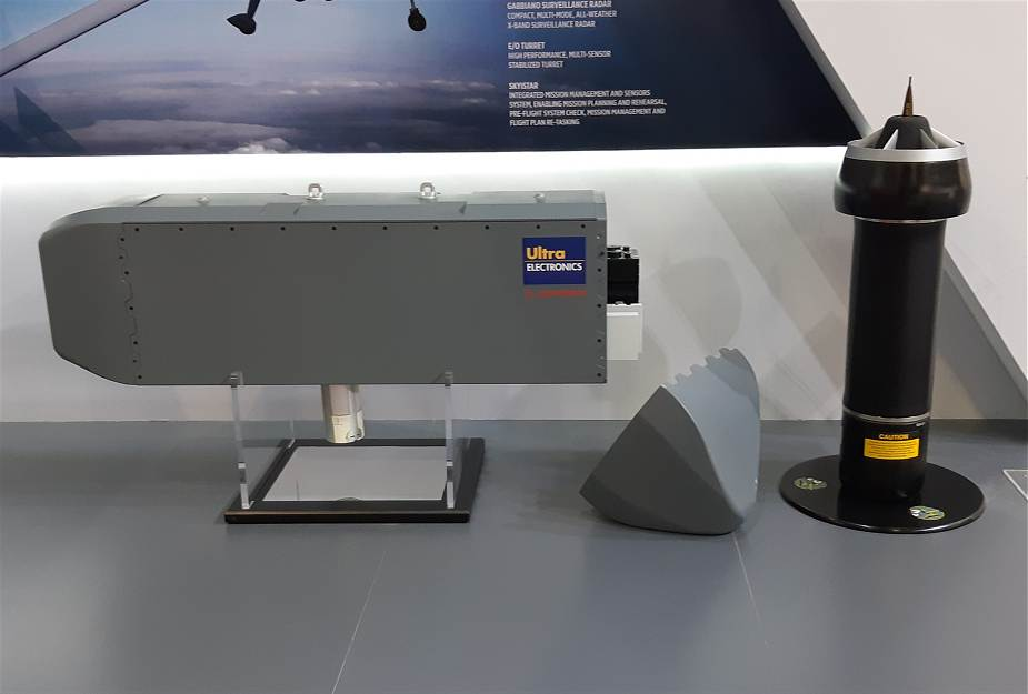 ULISSES denizaltı savunma harbi sistemi
