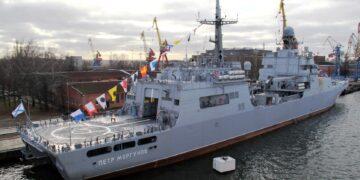 """Hücum gemisi """"Petr Morgunov"""" - Rusya"""