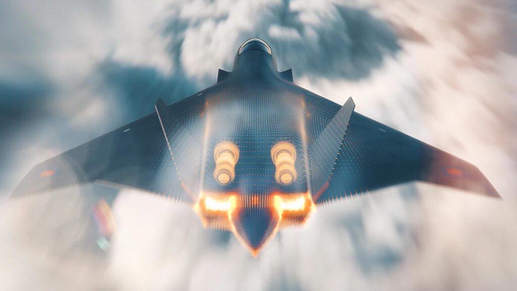 6. nesil Tempest savaş uçağı - Birleşik Krallık