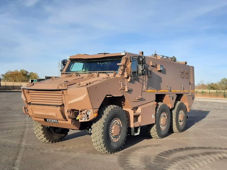 arquus, çok amaçlı zırhlı araç, DGA, Fransa ordusu, Fransız ordusu, Nexter, Thales