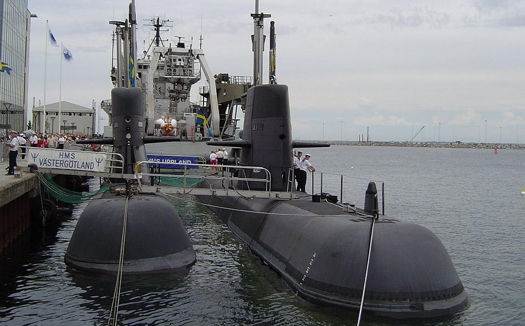 hms uppland gotland sınıfı denizaltı