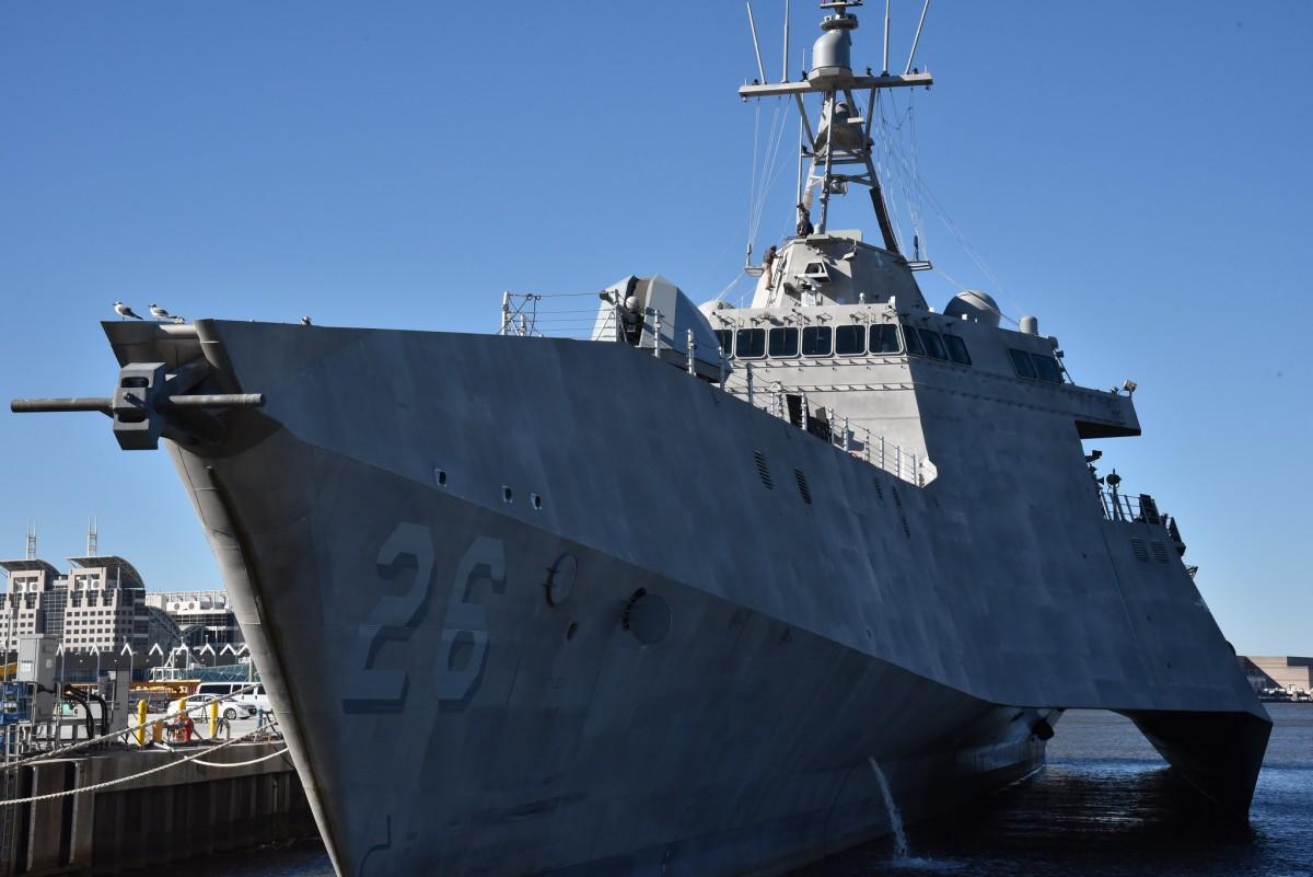 avustralya abd austal USS Mobile