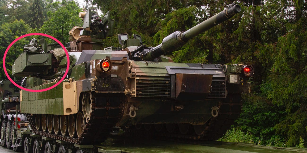 Trophy Active Protection Systems (APS)