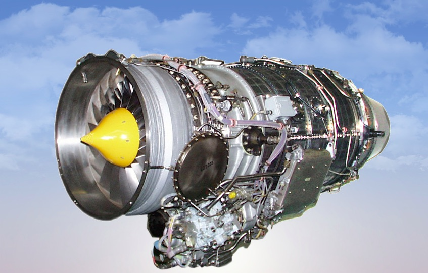 AI-322 Turbofan Motor