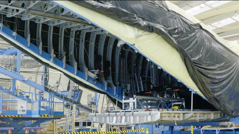 Airbus A400M uçağına monte edilecek İHA lançeri