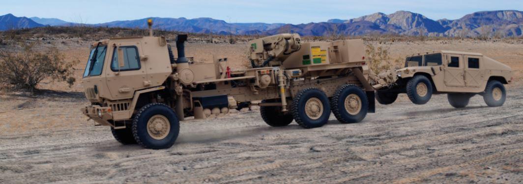 Oshkosh Defense - Orta Ağırlık Sınıfı Taktik Araç Ailesi (FMTV)