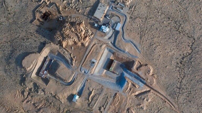 İsrail nükleer tesis kuruluyor iddiası.