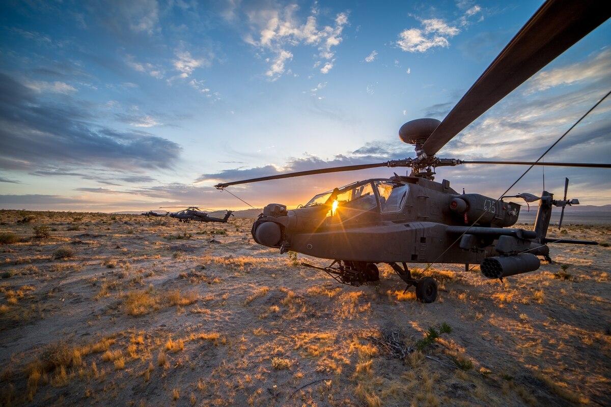 ABD / AH-64 Apache