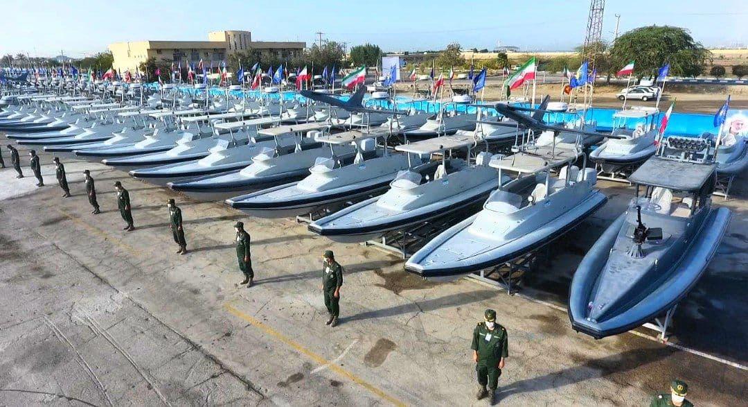 İran - sürat teknesi teslimatı