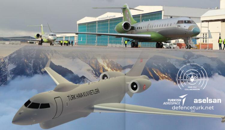 Elektronik harp özel görev uçağı HAVA SOJ Projesi 2026'da tamamlanacak