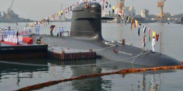 Scorpene sınıfı denizaltı / Hindistan