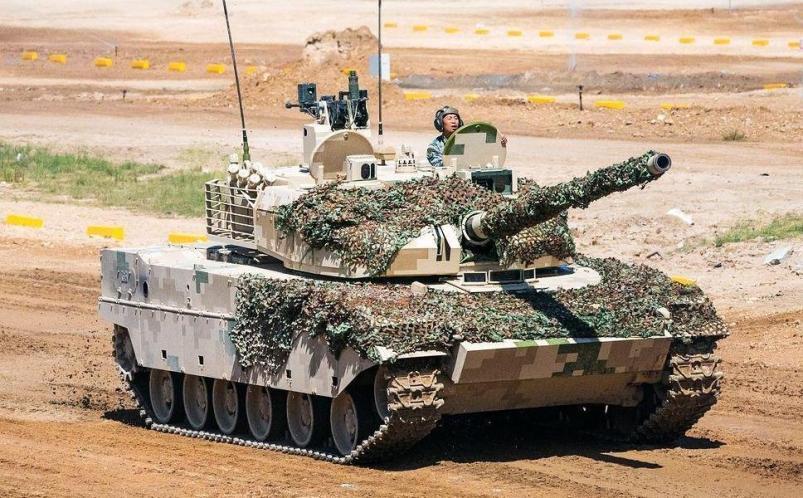 VT5 Hafif Tank / Çin